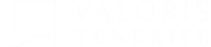 Logo Valoris Tenerife White